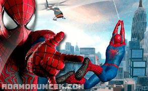 Orumcek Adam Oyunlari Oyna Spiderman 3 Inanilmaz Muhtesem